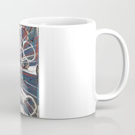 Abstract Duck Face Coffee Mug