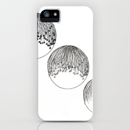 We Three iPhone Case