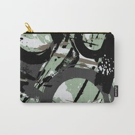 Enso Groove F by Kathy Morton Stanion Carry-All Pouch