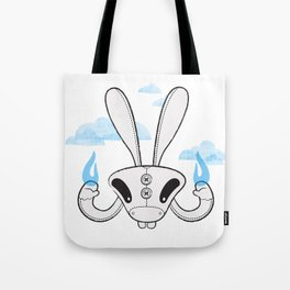 Rabbite Tote Bag