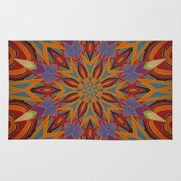 Temple Dreaming No.6 Rug