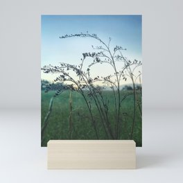 Landscape study Mini Art Print