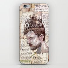 Self Construct iPhone & iPod Skin