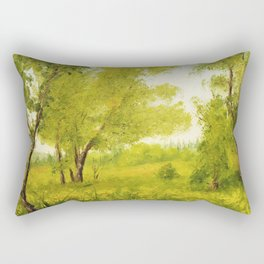 Spring Rectangular Pillow