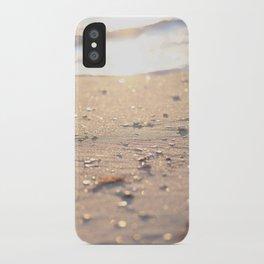 Sunset Sand iPhone Case