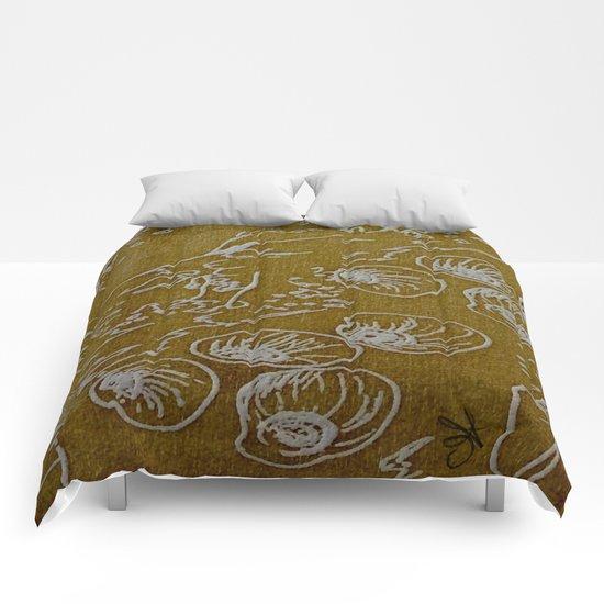 Shells Comforters