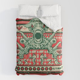 Contra Sweater Comforters
