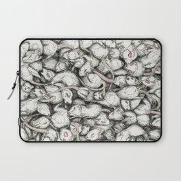 Mice Pouring Laptop Sleeve