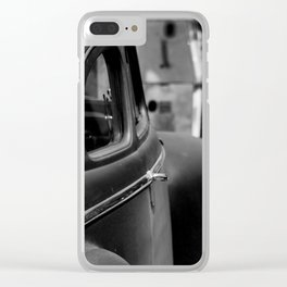 Simple Times 3 Clear iPhone Case
