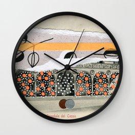 Saluti Dal Futuro 071 Wall Clock