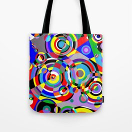 Raindrops by Bruce Gray Tote Bag