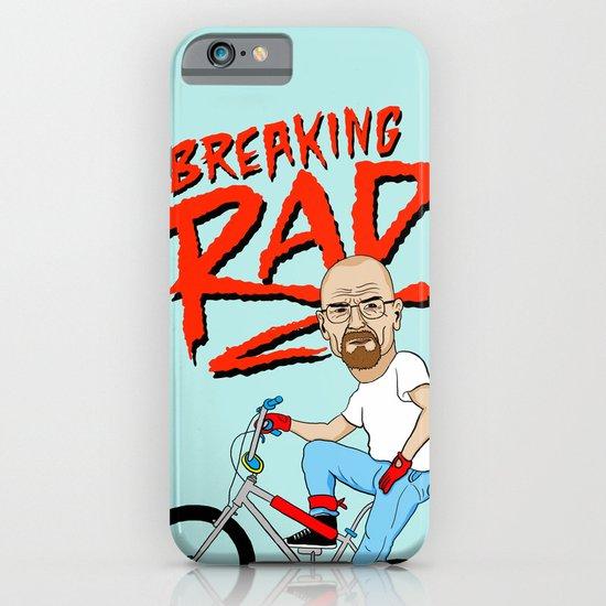 Breaking Rad iPhone & iPod Case