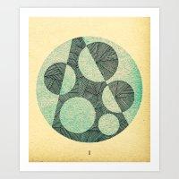 - cosmogony_03 - Art Print