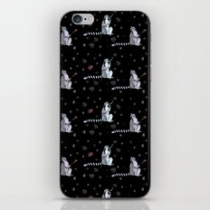Lemurs iPhone & iPod Skin