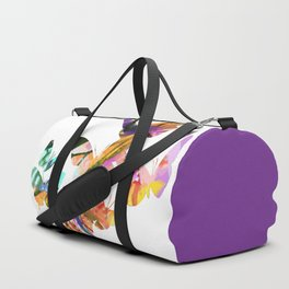 Butterfly Swarm Duffle Bag