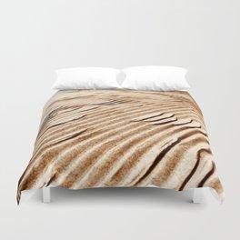 Corrugated Duvet Cover