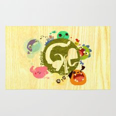CARE - Love Our Earth Rug