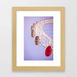 L e y \\ Framed Art Print