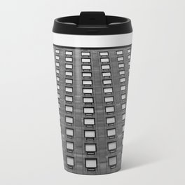 Window Boxes Travel Mug