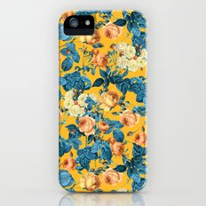 Summer Botanical II iPhone SE Slim Case