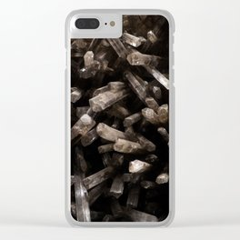 Crystals Clear iPhone Case