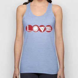 LOVE TOKE Unisex Tank Top