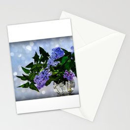 Mother day lilac Stationery Cards