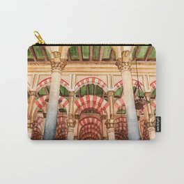 Mezquita de Cordoba - Spain Carry-All Pouch