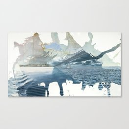 Days On The Bay Canvas Print