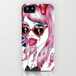 Laser Lolita iPhone Case