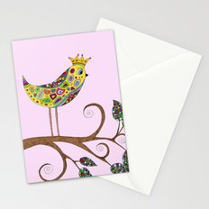 Bird Talk Stationery Cards