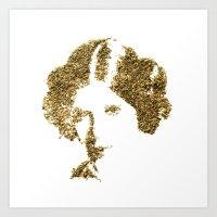 Spices Leia - Oregano Art Print