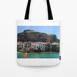 Cefalù Beach Tote Bag