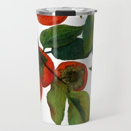 Persimmon Travel Mug