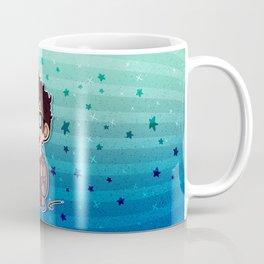 Darren and Kermit Coffee Mug