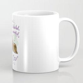 Leslie Knope Compliments: Musk Ox Coffee Mug