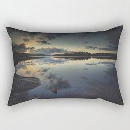 Speechless Rectangular Pillow