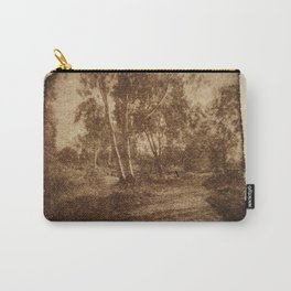 Along the Riverbank Carry-All Pouch