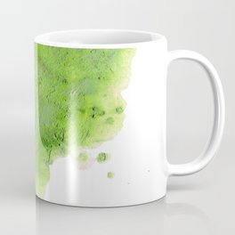 Earth_Surface_Green_Watercolour Coffee Mug