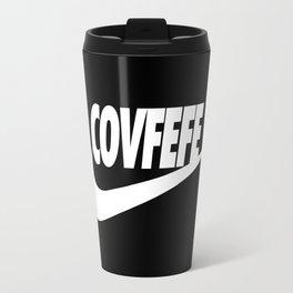 Covfefe [WHITE] Travel Mug