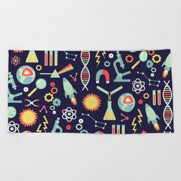 Science Studies Beach Towel