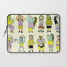 KIDS AND PIZZA Laptop Sleeve