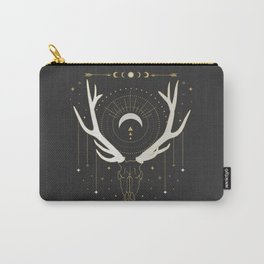 Moon Deer Carry-All Pouch