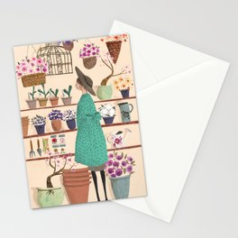 The Flower Shop Stationery Cards
