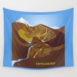Magic Water - Tongariro National Park Wall Tapestry