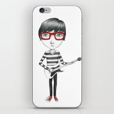 Rock Star iPhone & iPod Skin