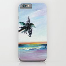 Be Back At Sunset iPhone 6s Slim Case