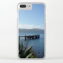 Island Views Clear iPhone Case