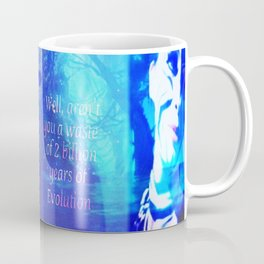 """""""Critical Mother Nature"""" by surrealpete Coffee Mug"""