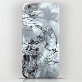 Nerve Ending iPhone Case